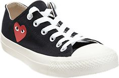 Comme des Garçons PLAY Chuck Taylor Low Sneakers - Sneakers - Barneys.com