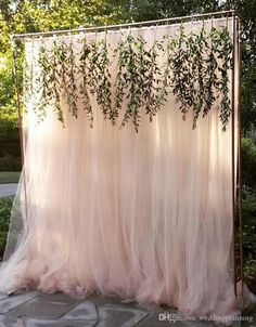 There are no better ceremony wedding decorations than the 2017 wedding decorations tulle white ivory fushica light blue screen long 200cm*250cm custom made the size curtain in weddingplanning. And you can see good cheap wedding decorations wholesale and ideas for wedding decoration on DHgate.com , too.