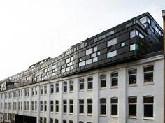 Gebaute Matrix mit Low Tech in Wien HOLODECK architects übergeben Wirtschaftspark Breitensee