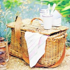 """Would LOVE to open a restaurant """"Picnic Cafe"""" by the beach selling gourmet picnic baskets to take to the beach and a little sit down cafe!"""