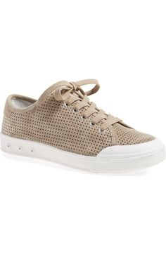 rag & bone 'Standard Issue' Perforated Sneaker (Women) available at #Nordstrom