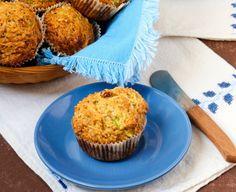 Gluten-Free Recipe: Zucchini Bread Muffins