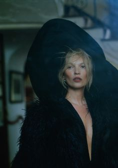 Kate Moss for Vogue UK, December 2013. Editorial:  'Made in Britain'.  Photographed by Tim Walker.