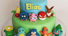 Då var den stora Pokémon dagen här som sonen längtat efter! Lika snabbt som den kom är den nu över, men Elias har i alla fall blivit firad ...