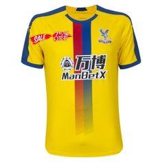 9313609eb12 2018-19 Cheap Jersey Crystal Palace 3rd Replica Soccer Shirt  DFC73