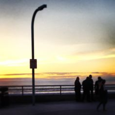 Pacific beach sunset #sandiego #sachinsworld more at http://www.sachinsworld.com