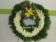 Funeral wreath #Cancunflowershop