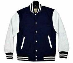 Alma Mater Varsity Jacket