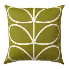 Cushion Linear Stem Apple