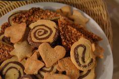 Delicious German Christmas cookies recipes.