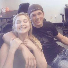 Leo Howard & Olivia Holt