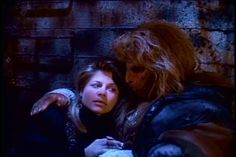 Catherine and Vincent  - beauty-and-the-beast-tv-show Photo