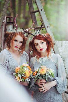 Antler Girls by Emily Jane Morgan