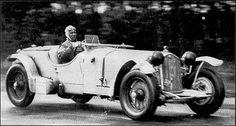 Le Mans 24 Heures 1933 - Alfa Romeo 8C 2300 MM #15 -  Louis Chiron / Franco Cortese.