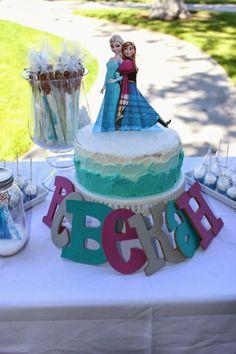 Florescence Events: Rebekahs Disney Frozen Birthday Party