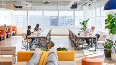Chicago River, Shared Rooms, Co Working, Coworking Space, Common Area, Fashion Room, Cape Town, Interior Design