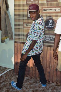 Tyler, the creator Golf Fashion, Mens Fashion, Odd Future Wolf Gang, Tyler The Creator Wallpaper, Young T, Paper Fashion, Fashion Art, Earl Sweatshirt, Bob Mackie