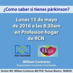 Quieres saber si tienes párkinson?  te esperamos hoy 16 de mayo a las 8:30 am en el @canalrcnoficial en el programa @profesionhogarrcn con @carloscalero29 y @yanethwaldman  @gicwilliam  #Colombia #elgraninventor #luchemoscontraelparkinson #parkinson #WilliamContreras #hablemosdeparkinson #Colombia #Medicina #Ciencia #Bogotá #tecnología #instatech #hightech #ElGranInventorColombia #Reality #Inventor #Emprendedor #Proyecto #Empresario #Investigación #Idea #Exito #Aplicación #App #ElTiempo…