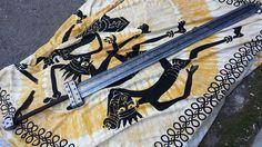 Gatsu first great sword #gatsu #berserk #larp #grv #berserk #vilegis #lpslarp…