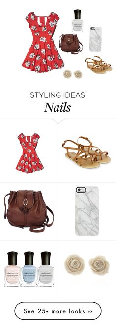 """The Secret Garden"" by kittykitkat132 on Polyvore"