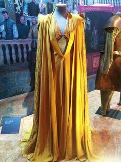 Ellaria Sand's Purple Wedding outfit (Indira Varma)