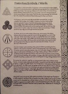 Celtic Protection Symbols, Celtic Symbols And Meanings, Druid Symbols, Celtic Paganism, Celtic Runes, Witch Symbols, Celtic Mythology, Viking Symbols, Egyptian Symbols
