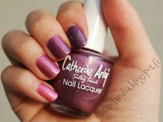 #CatherineArley #notd #gradient #purple #pink #nailart