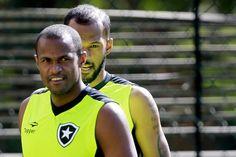 BotafogoDePrimeira: Airton não treina e volta a ser dúvida para jogo c...