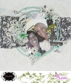 Family and friends Kit, Club, Friends, Gallery, Projects, Scrapbooking, Amigos, Log Projects, Scrapbooks