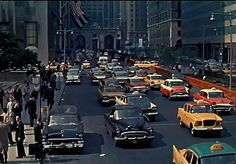nyc in the 50's - Google Search