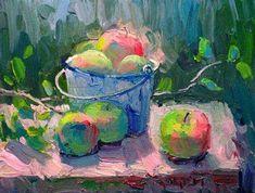Por amor al arte: Gregory Packard Painting Still Life, Still Life Art, Paintings I Love, Fruit Painting, Impressionist Art, Fruit Art, Painting Inspiration, Flower Art, Drawings