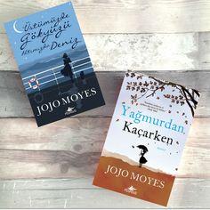Moyes'in ince üslubu ve zarif dokunuşlarıyla leziz iki roman...