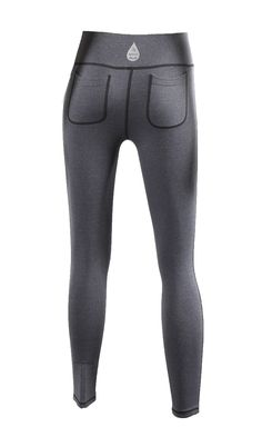 HERON GREY Leggings BACK  #fashion #polypropylene  #leggings  #fitness  #sportswear  #sports Heron, Sportswear, Leggings, Fitness, Pants, Fashion, Trouser Pants, Moda, La Mode