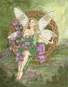 Through the Faerie Door -- Celtic Heather