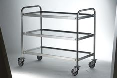 Medical Trolley-Hygienic Stainless Steel Metal Fabrication, Safe Food, Shelving, Medical, Stainless Steel, Easy, Home Decor, Shelves, Decoration Home