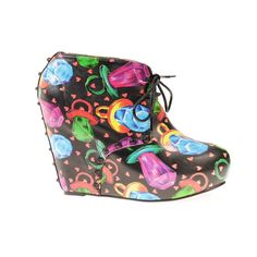 Iron Fist Ring Pop Wedges