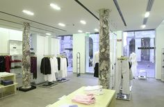 Sisley store, Padua - Italy