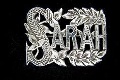 """A nice """"Sarah"""""""