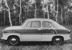 Skoda 977-2 (prototype 1956) Automobile, Citroen Traction, Car Car, Concept Cars, Cars And Motorcycles, Vintage Cars, Cool Cars, Volkswagen, Classic Cars