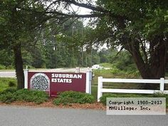 Suburban Estates in Lexington Park, MD via MHVillage.com