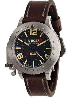 U-Boat U-42 50MM GMT Automatic