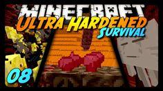 Minecraft: Ultra Hardened Survival LP - 08 - NETHER CHICKEN!