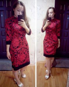 Мастер-класс: пошив платья от Dolce & Gabbana - Ярмарка Мастеров - ручная работа, handmade