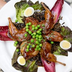 Recettes - di Stasio - Téléquébec Quebec, Pot Roast, Ethnic Recipes, Food, Braised Beef, Quail, Recipe, Kitchens, Carne Asada