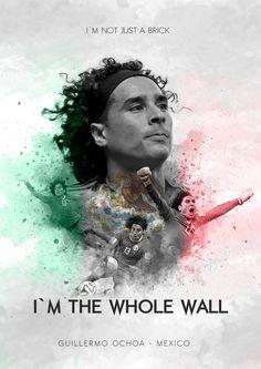 Memo Ochoa Diving Wallpaper