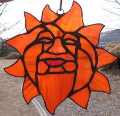 Sun Suncatcher by Wendy Wehe-Ballone of WJoyDesigns $65.00