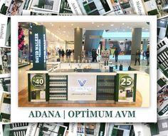 David Walker Fragrances Optimum AVM kioks
