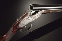 James Purdey & Sons Side-by-Side Game Gun