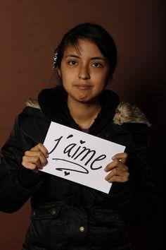 I love you, Sandra Salinas, Estudiante, UMM, Monterrey, México