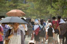 La ola de calor deja la cifra de 112 muertos en Japón - http://www.meteorologiaenred.com/la-ola-de-calor-deja-la-cifra-de-112-muertos-en-japon.html